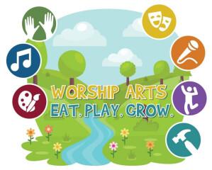 Worship Arts logo