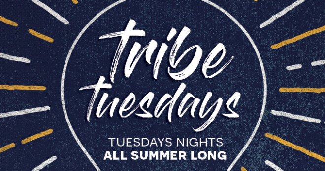 Tribe Tuesdays: DIY Wood Sign Workshop