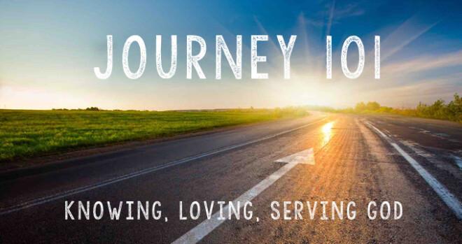 Journey 101: Serving God