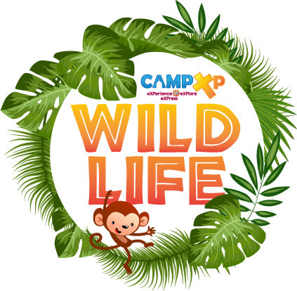 Camp XP: Wild Life Logo
