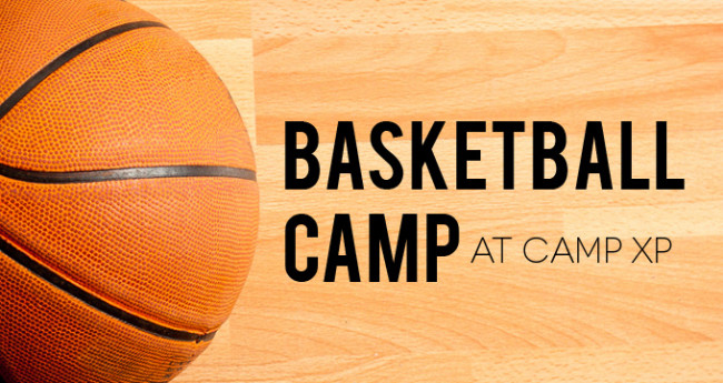 Baskeball Camp at CAmp XP