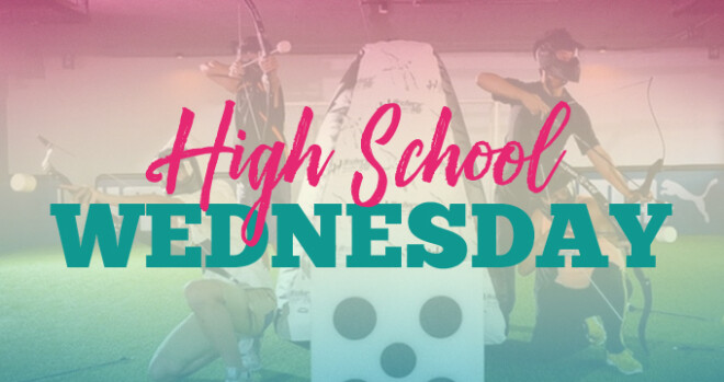 High School Wednesday