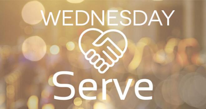 Wednesday Serve