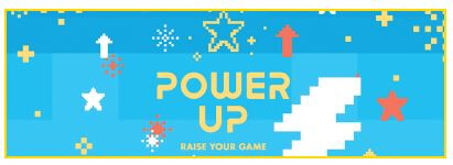 This month's series - Power Up