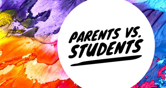 Student Ministry: Parents Vs. Students