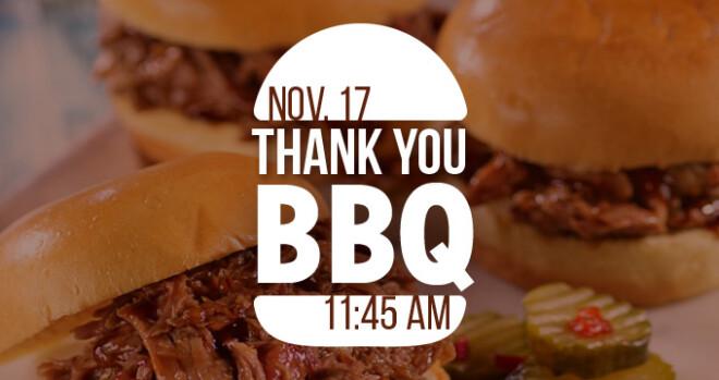 Thank You BBQ
