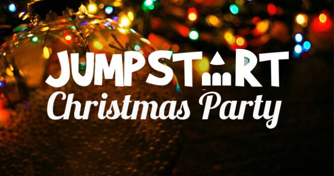 Jumpstart Christmas Party