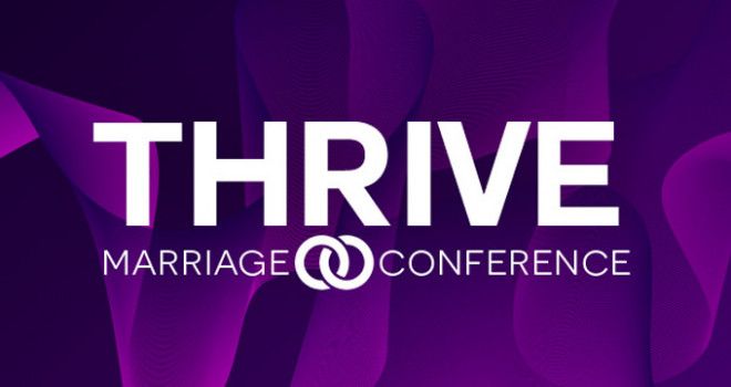 Thrive: Marriage Conference