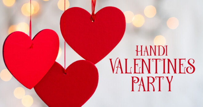 Handicapable Valentine Craft Night