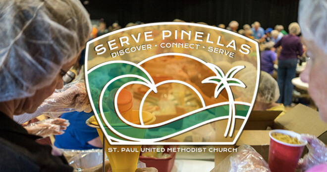 Serve Pinellas: Meal Packing