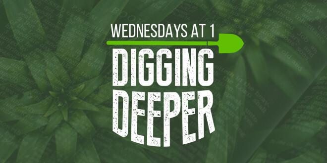 Wednesdays at 1: Digging Deeper