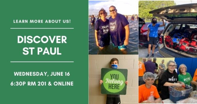 Discover St. Paul