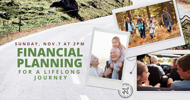 Financial Planning for a Lifelong Journey